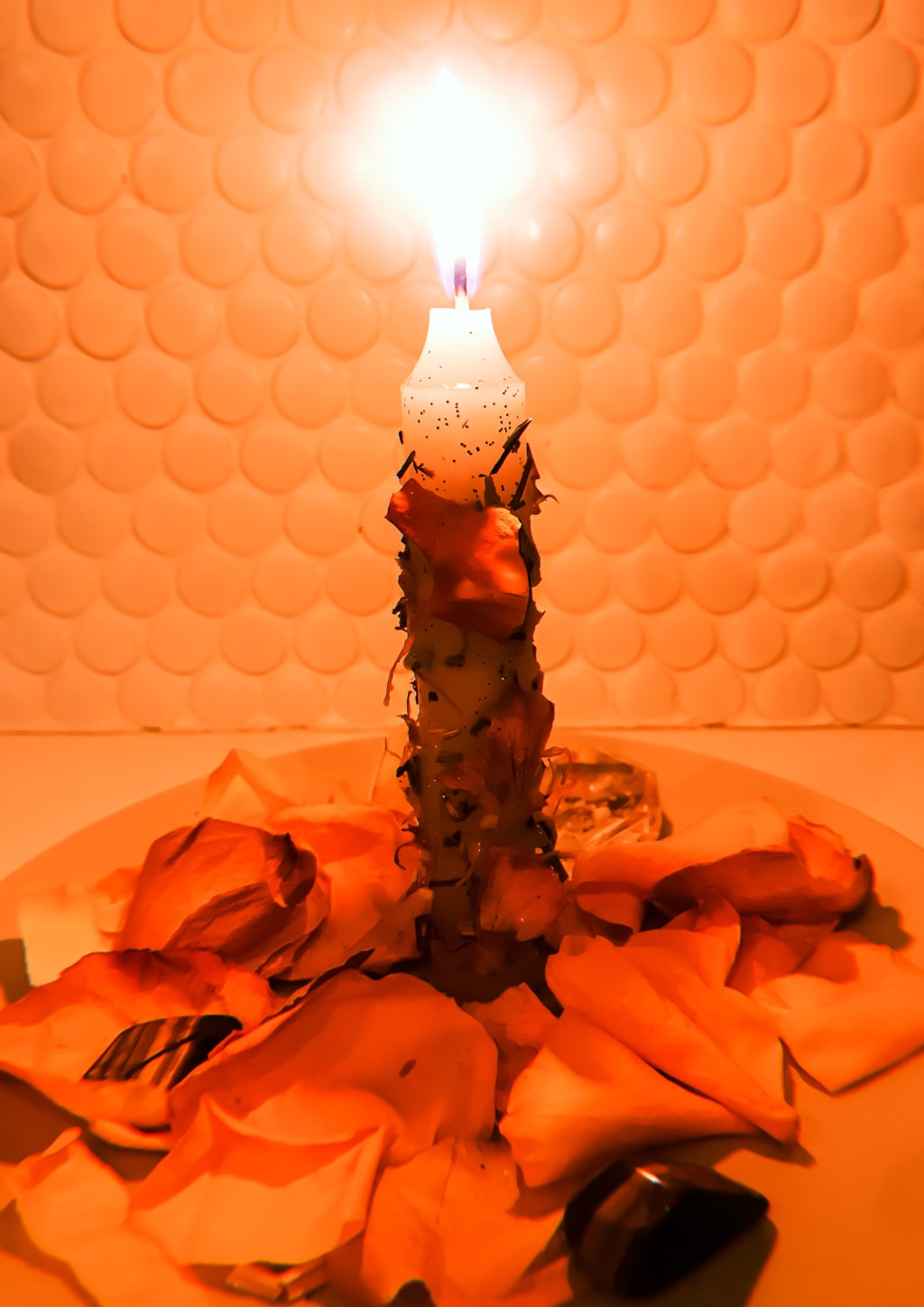 Self Healing with Candle Magick