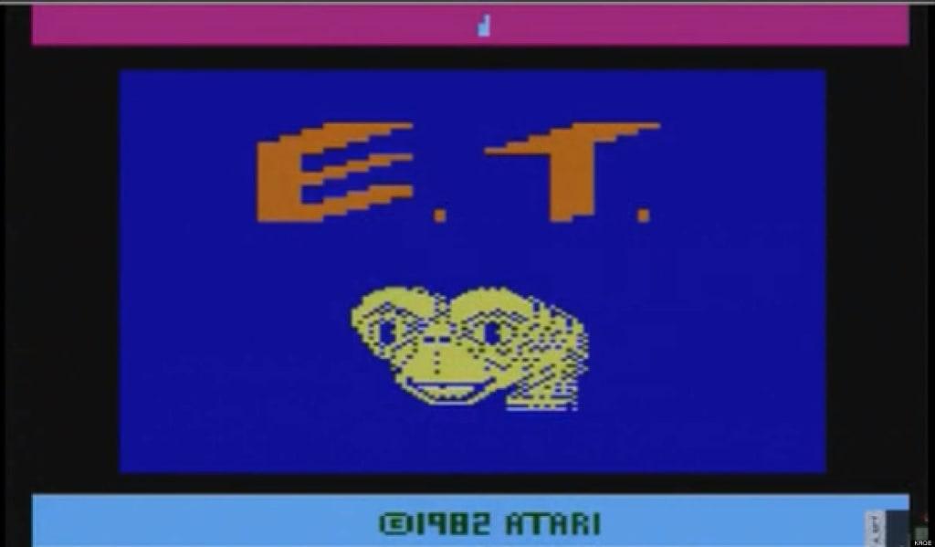 10 Games Worse Than 'E.T.'