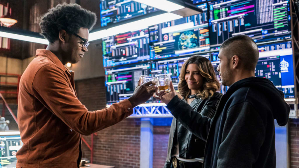 Viewers Want These 'Arrow' Teammates Gone: What Will Become of Dinah, Curtis, and Rene?