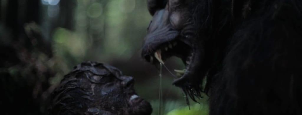 'Primal Rage: The Legend of Konga' (2018)