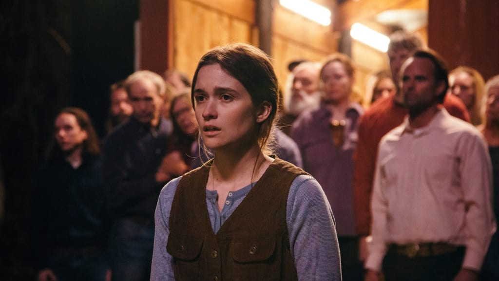 'Them That Follow' Movie Review