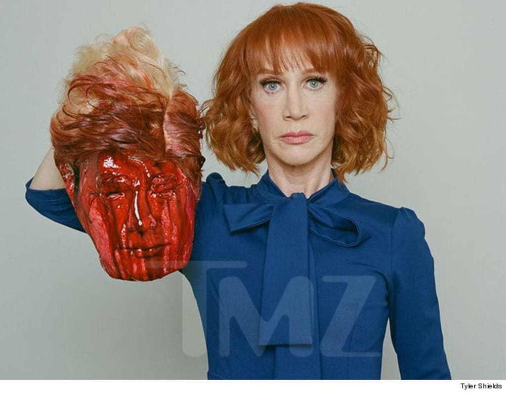 What Was Kathy Griffin Thinking?