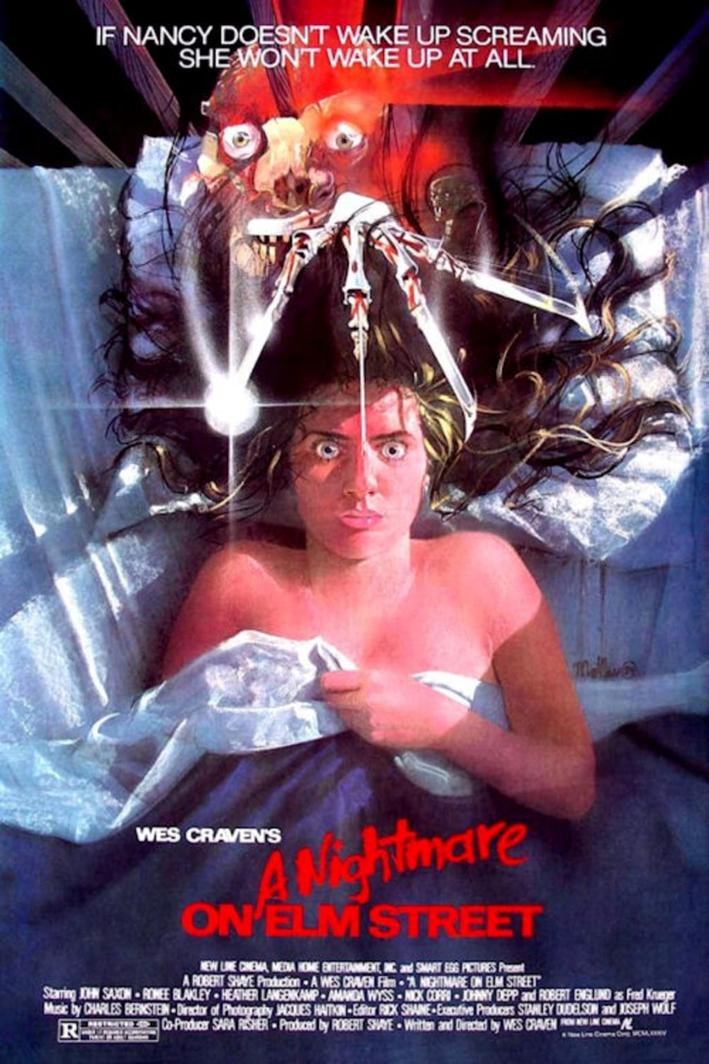 Anthony's Film Review – A Nightmare on Elm Street (1984)
