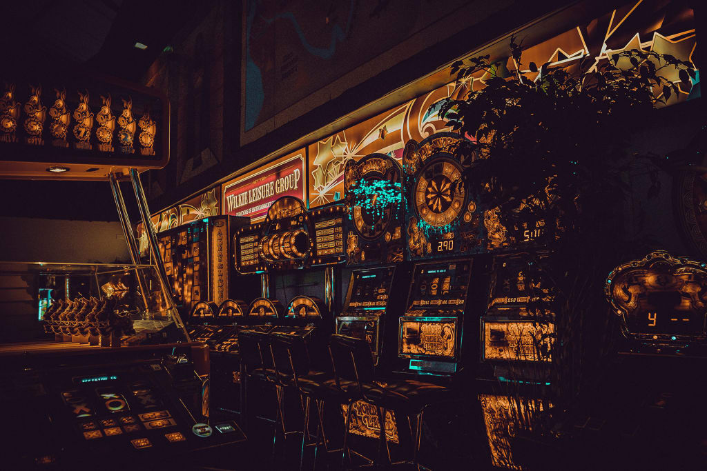 Slot Machines: A Popular Game We Can't Get Enough Of