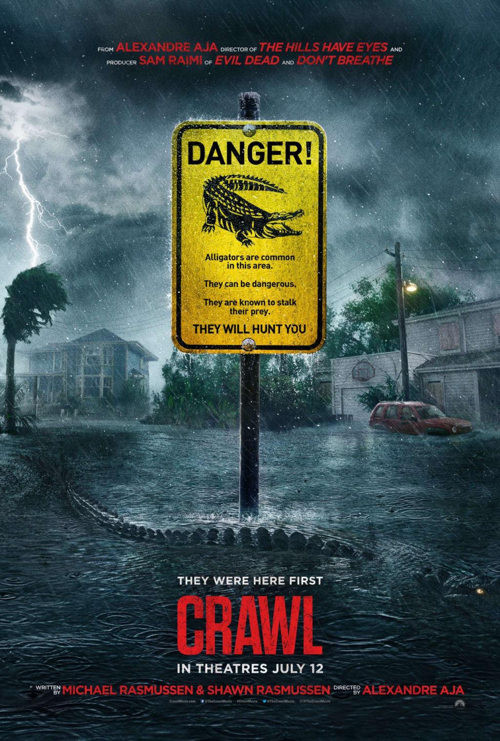Movie Review: 'Crawl'
