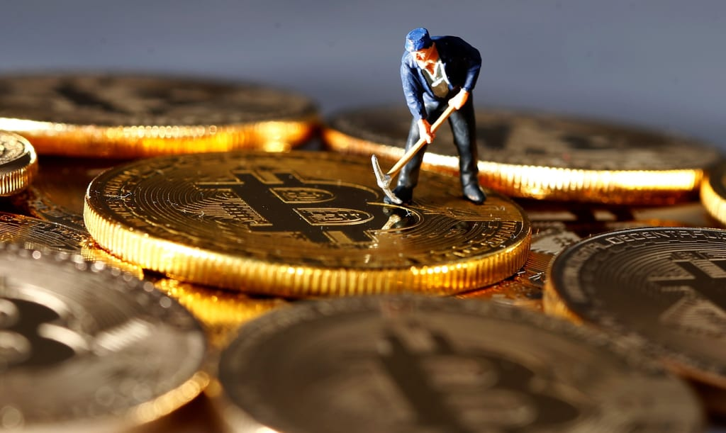 Online Cryptocurrency Mining and Trading Courses