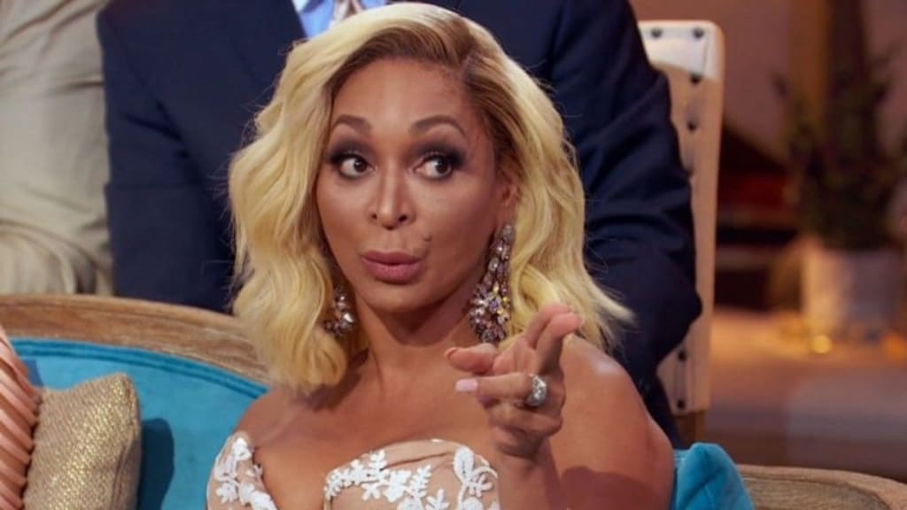 'RHOP:' Karen Huger Is Extra Shady This Season