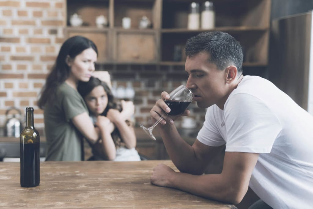 My Life as the Alcoholic's Spouse