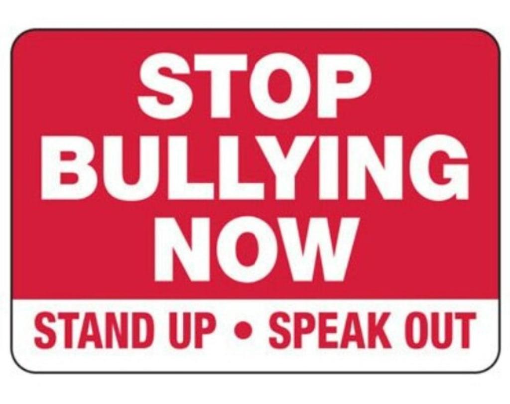 Principal or Bully?