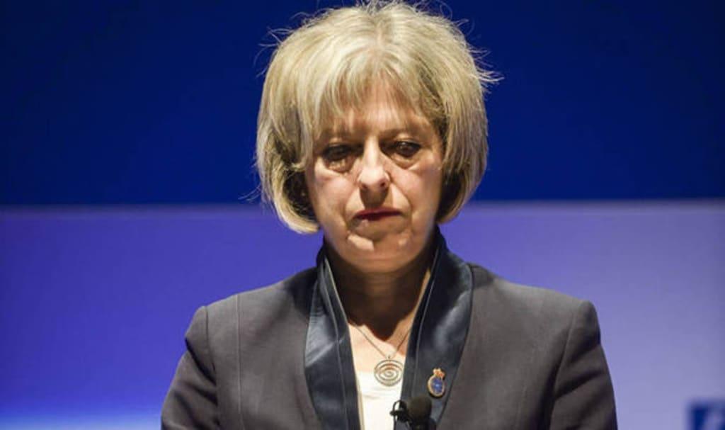 Theresa May Cancels Queen's Speech