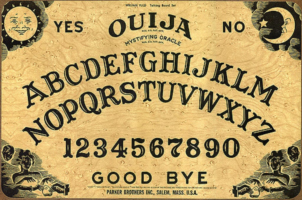 Six Reasons to Dust off Your Ouija Board