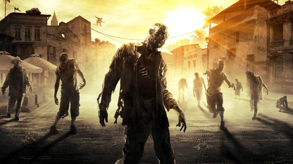 'Zombies, Man... They Creep Me Out!'