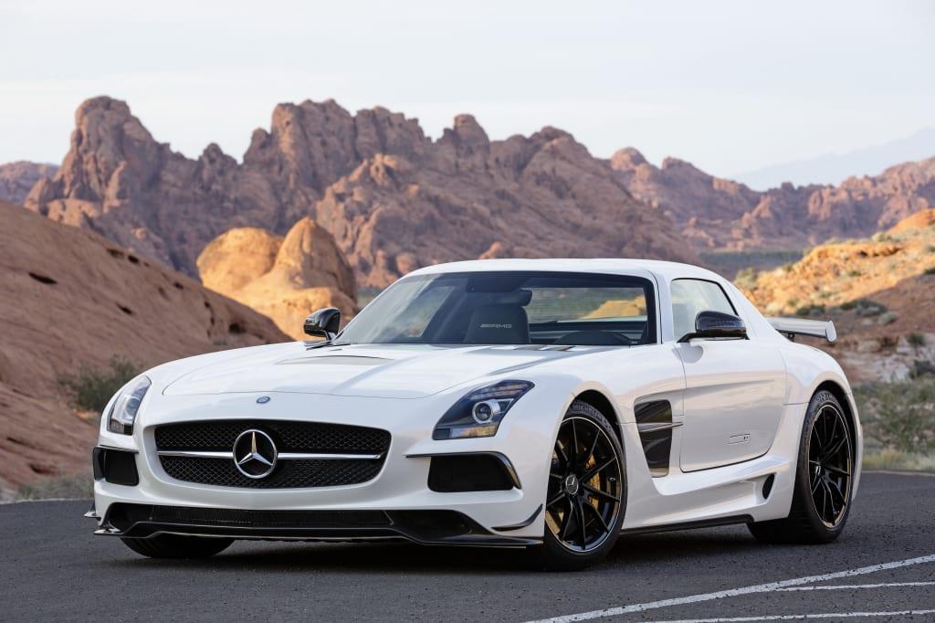 10 Best Vintage Mercedes Benz Cars
