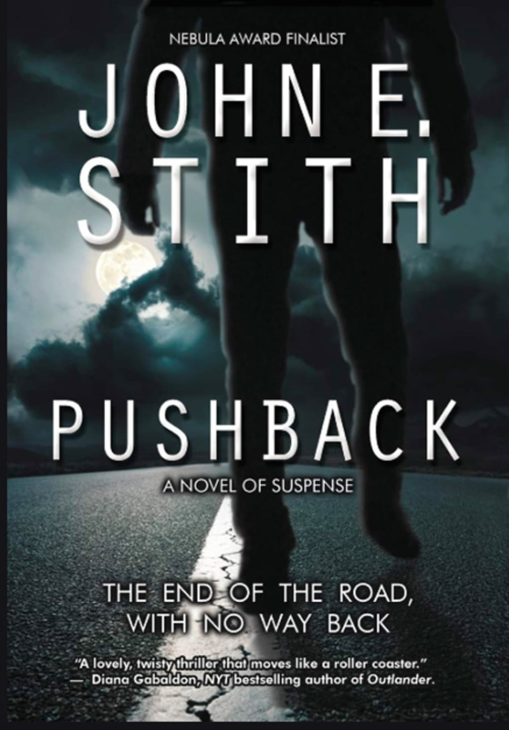 Review of John Stith's 'Pushback'