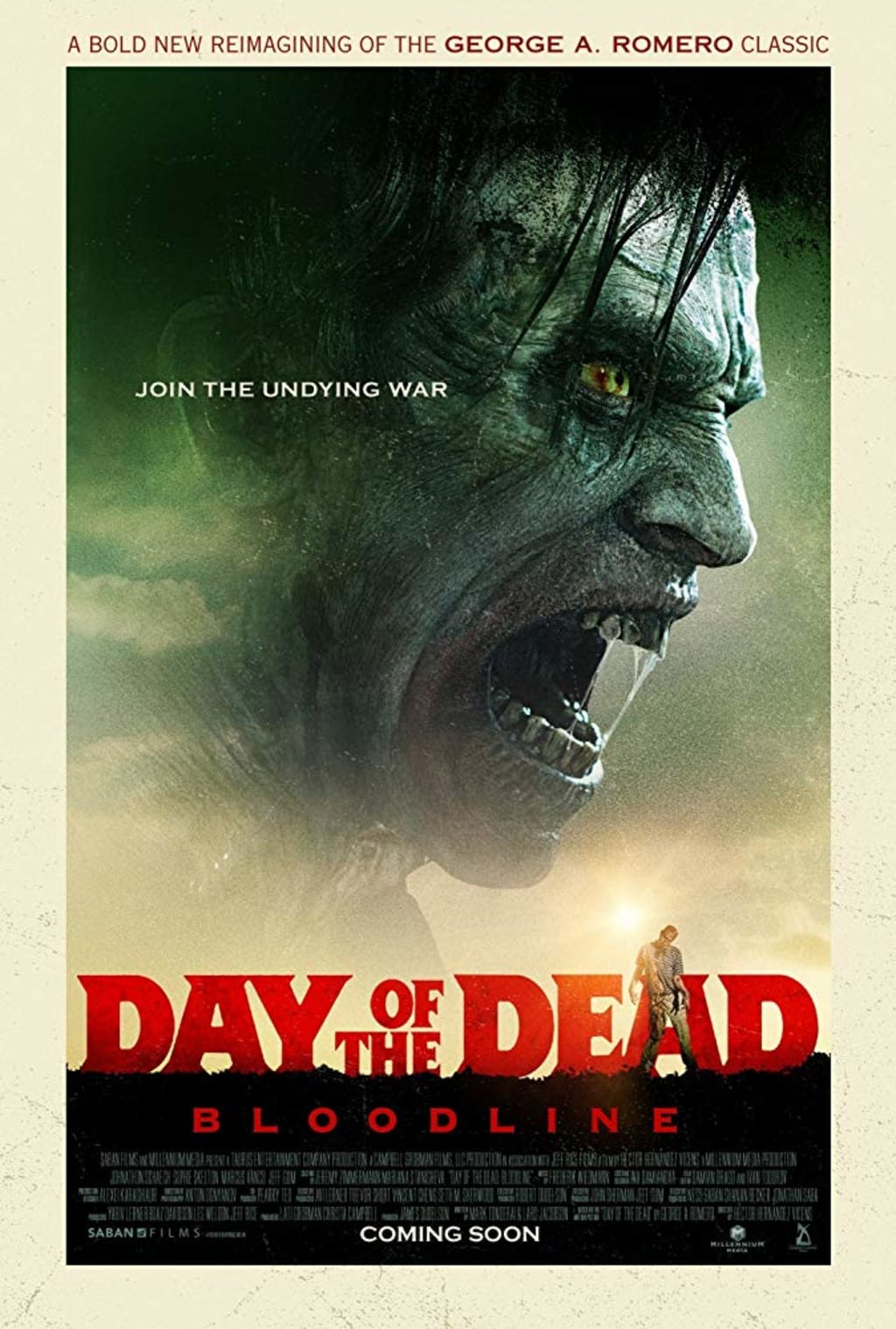 Reed Alexander's Horror Review Shit's All Over 'Day of the Dead: Bloodlines' (2018)
