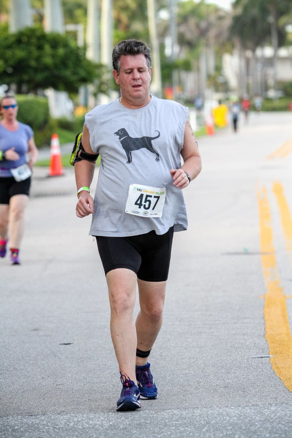 The Man Most Unlikely to Be an Athlete… at 58