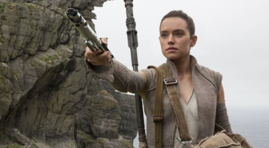 Is Rey a Mary Sue?