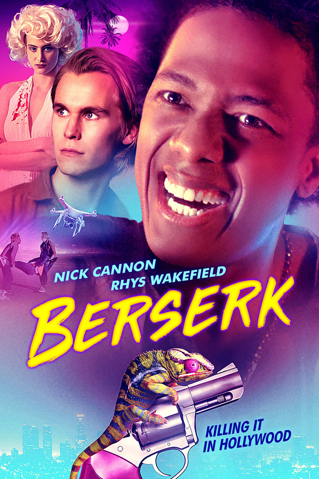 Movie Review: 'Berserk,' a Solid Debut for Director-Writer-Star Rhys Wakefield
