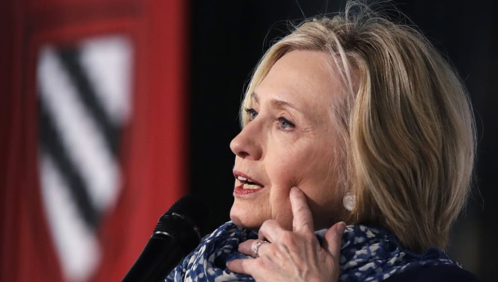 Hillary 2020? I'd Rather Not