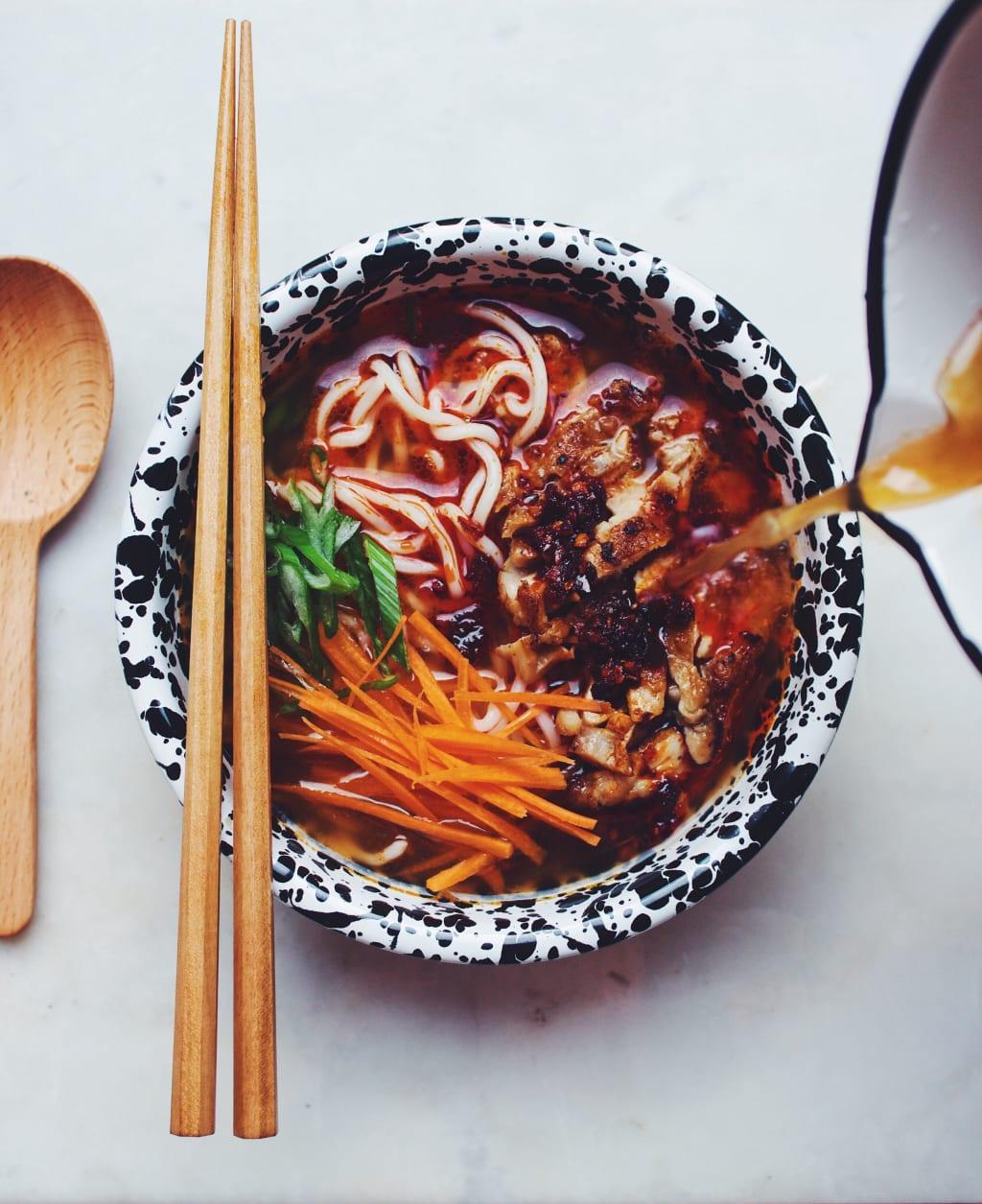 10 Cool Ways to Make Ramen Taste Better