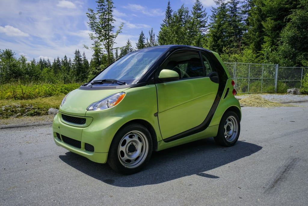 10 Reasons Why You Should Consider Buying a Smart Car