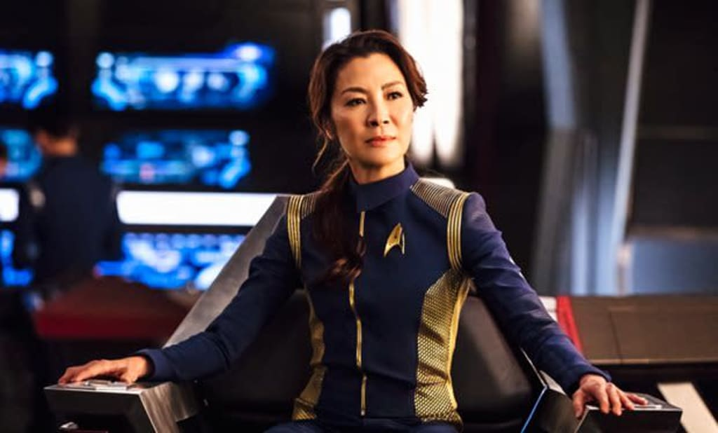 8 Michelle Yeoh Movies to Watch as 'Star Trek: Discovery