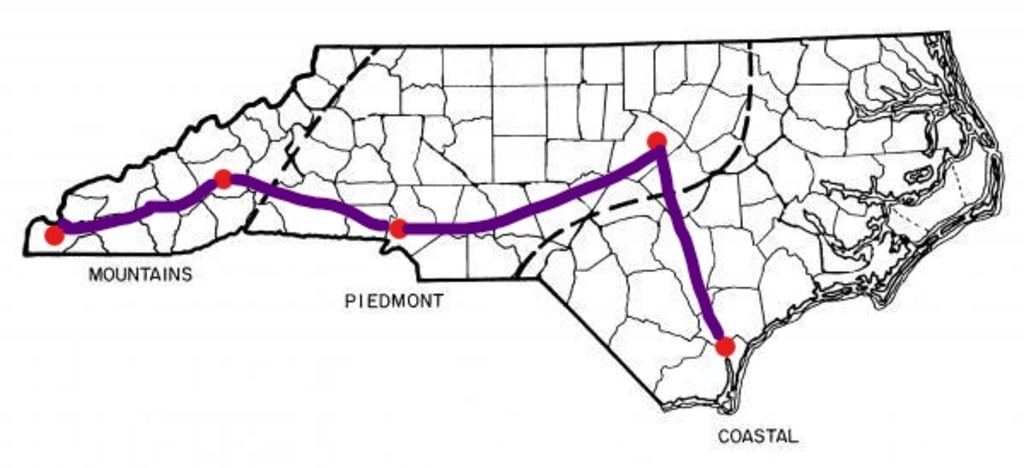 Ultimate North Carolina Road Trip