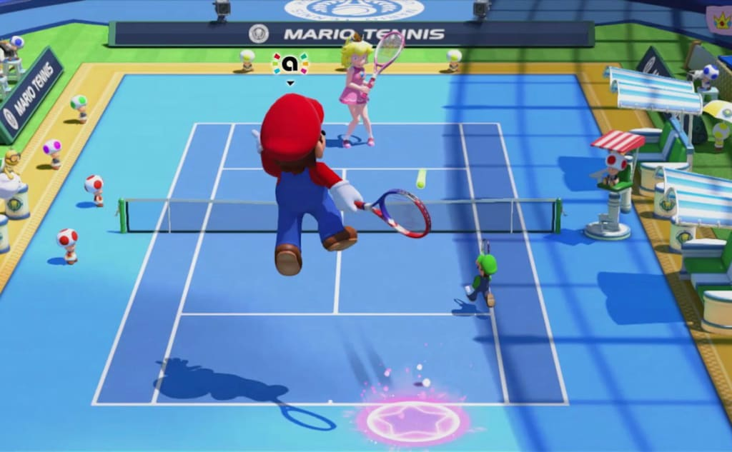 'Mario Tennis: Ultra Smash' Offers Up Some Fresh Faces and Fresh Moves