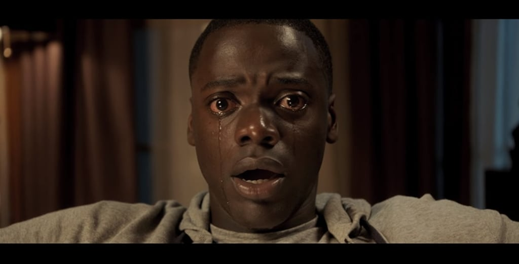 "My ""Get Out"" Moment and Review"