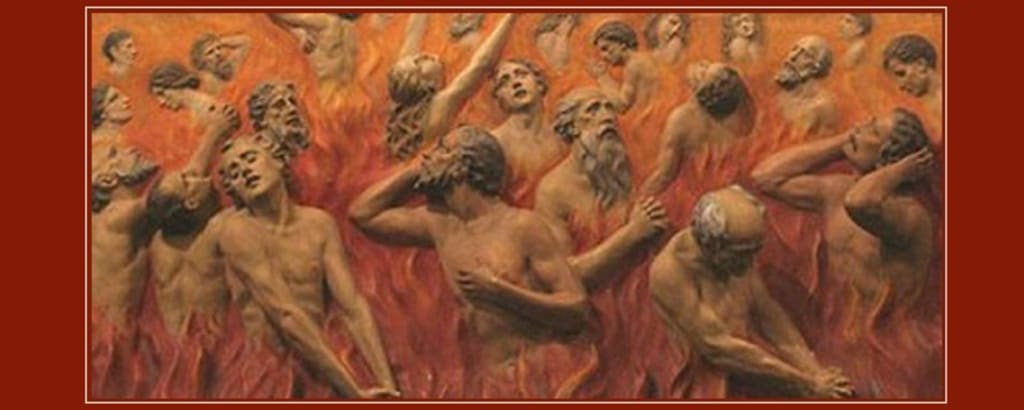 Do You Believe Your Interpretation Of Hell Is Accurate? Think Again
