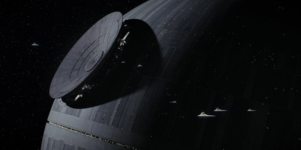 The Pre-'Rogue One' History Of The Death Star Revealed In 'Star Wars: Catalyst'!