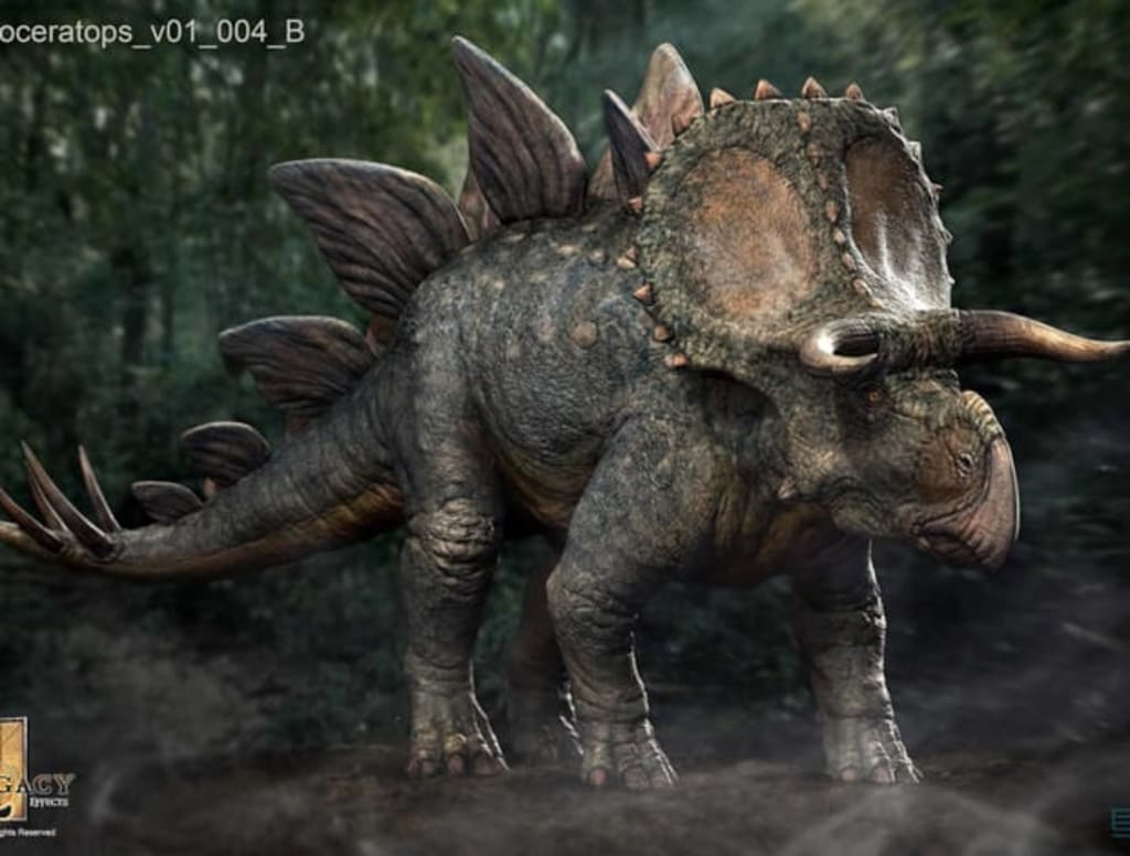 'Jurassic World' Almost Featured This Hybrid Dinosaur, But It Could Appear In The Next Installment
