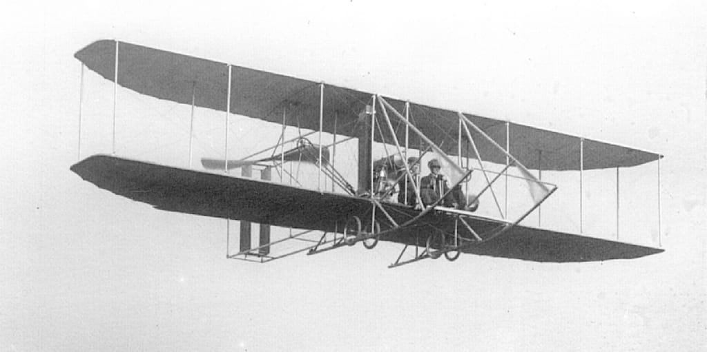 Were the Wright Brothers Extra Terrestrial?