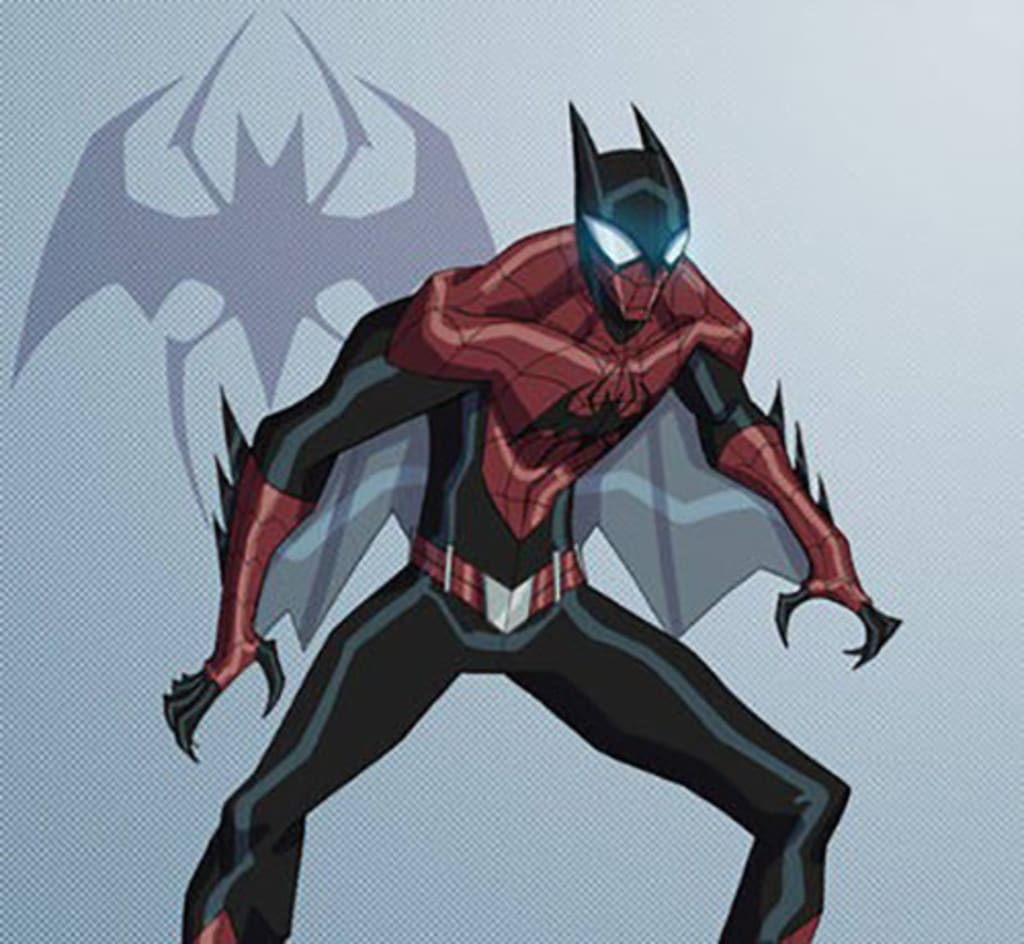 These DC/Marvel Mashups Will Prove How Similar Every Super Hero Is (But We Still Love 'em)