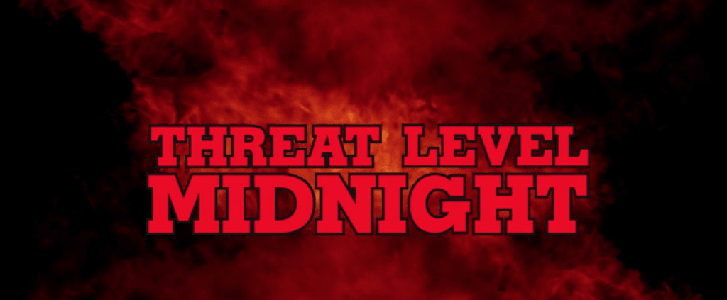 "Highlights from ""Threat Level Midnight""!!"