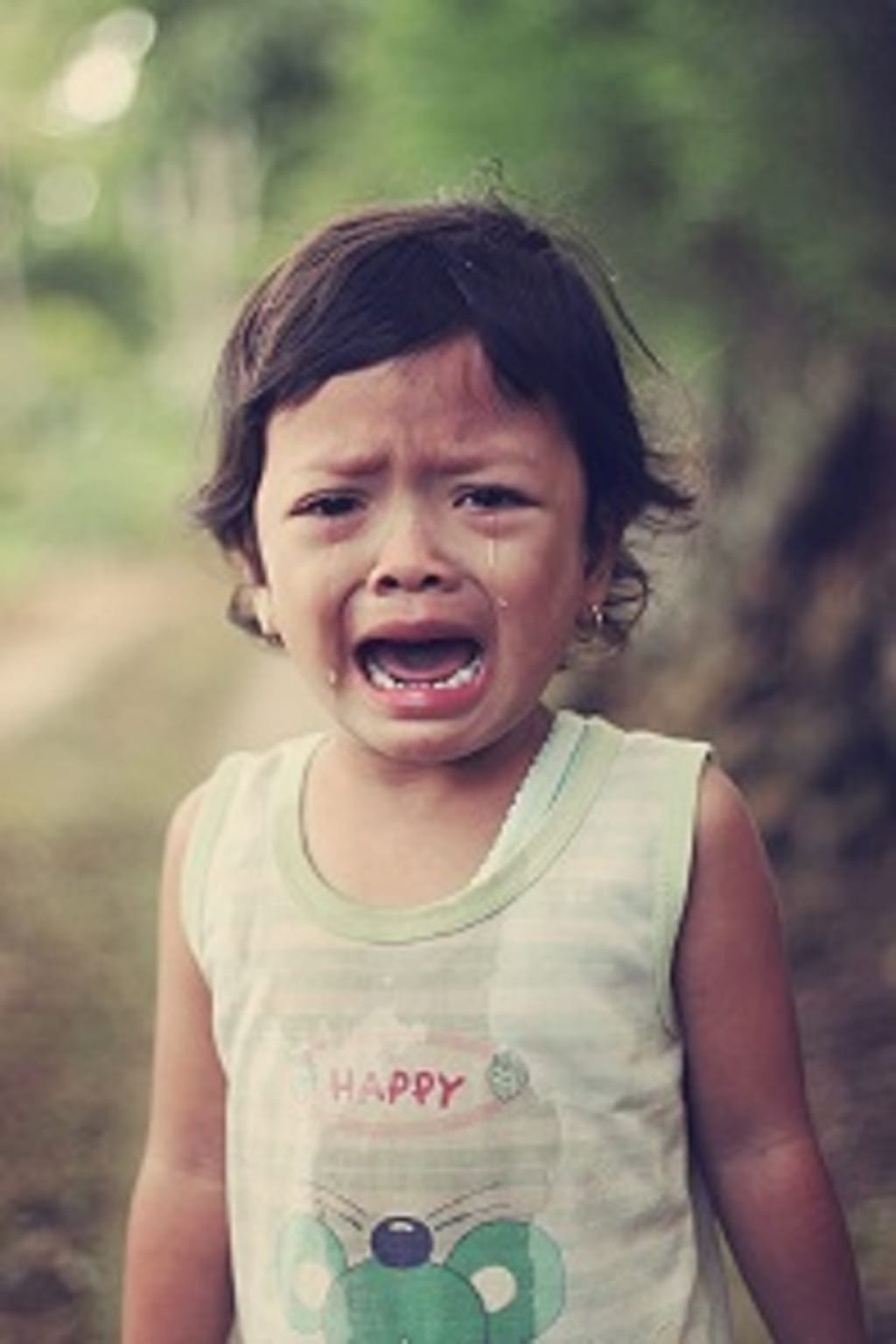 Separation Anxiety in Young Children