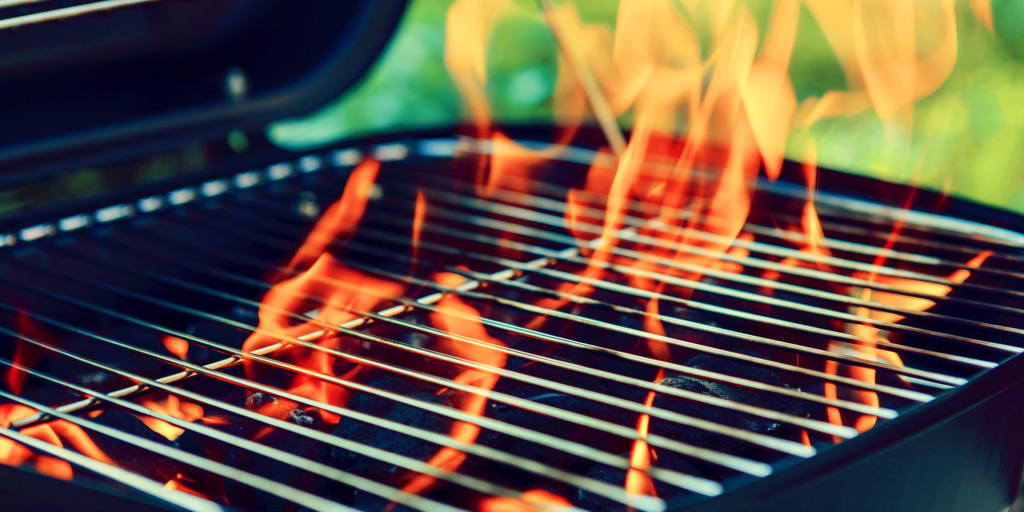Grill Recipes from Around the World