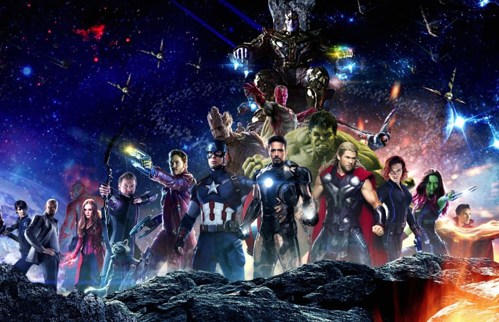 Kevin Feige has Confirmed That 'Avengers 3' Will Be The Final Chapter For Some