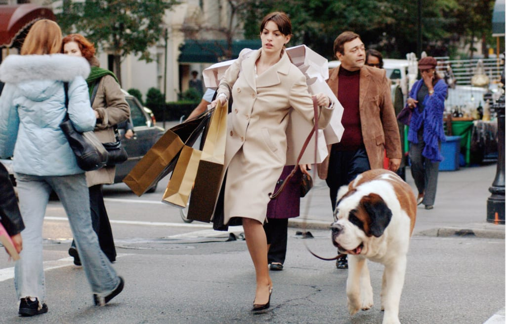 How Not Carrying A Bag To Work Made Me A Happier Person
