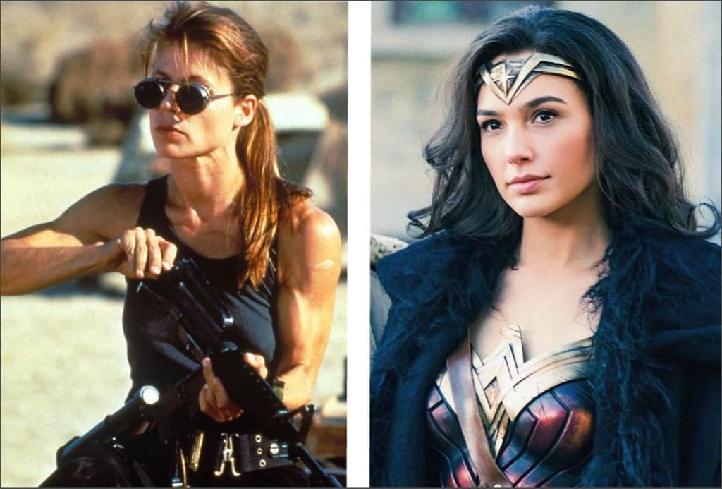 Sarah Connor v Wonder Woman: Unpacking the Cameron-Jenkins Feud