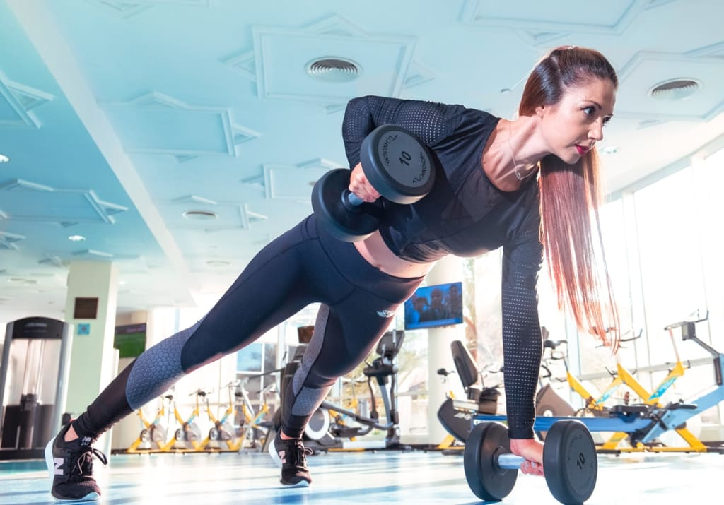 Should You Be Comfortable Sharing Gym Equipment?