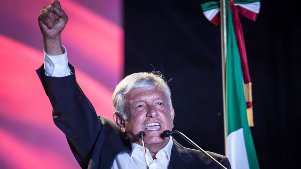 What AMLO's Election Means