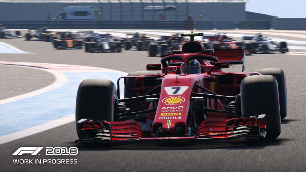 'F1 2018' | Video Game