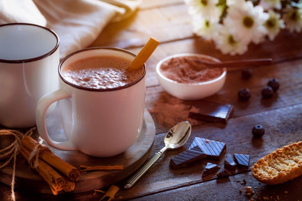 Coffee vs. Chocolate