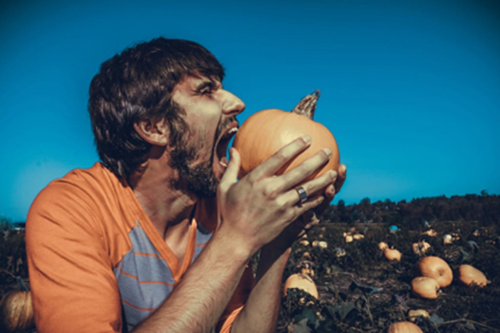 Smashing Pumpkins... and Spice