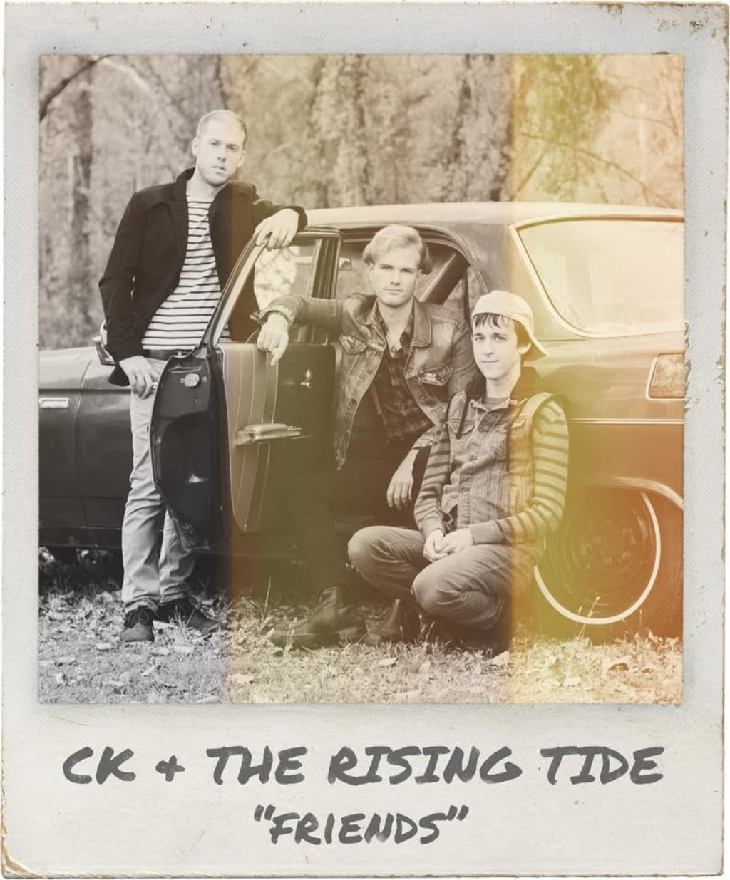 C.K. and The Rising Tide Talk About 'Friends'