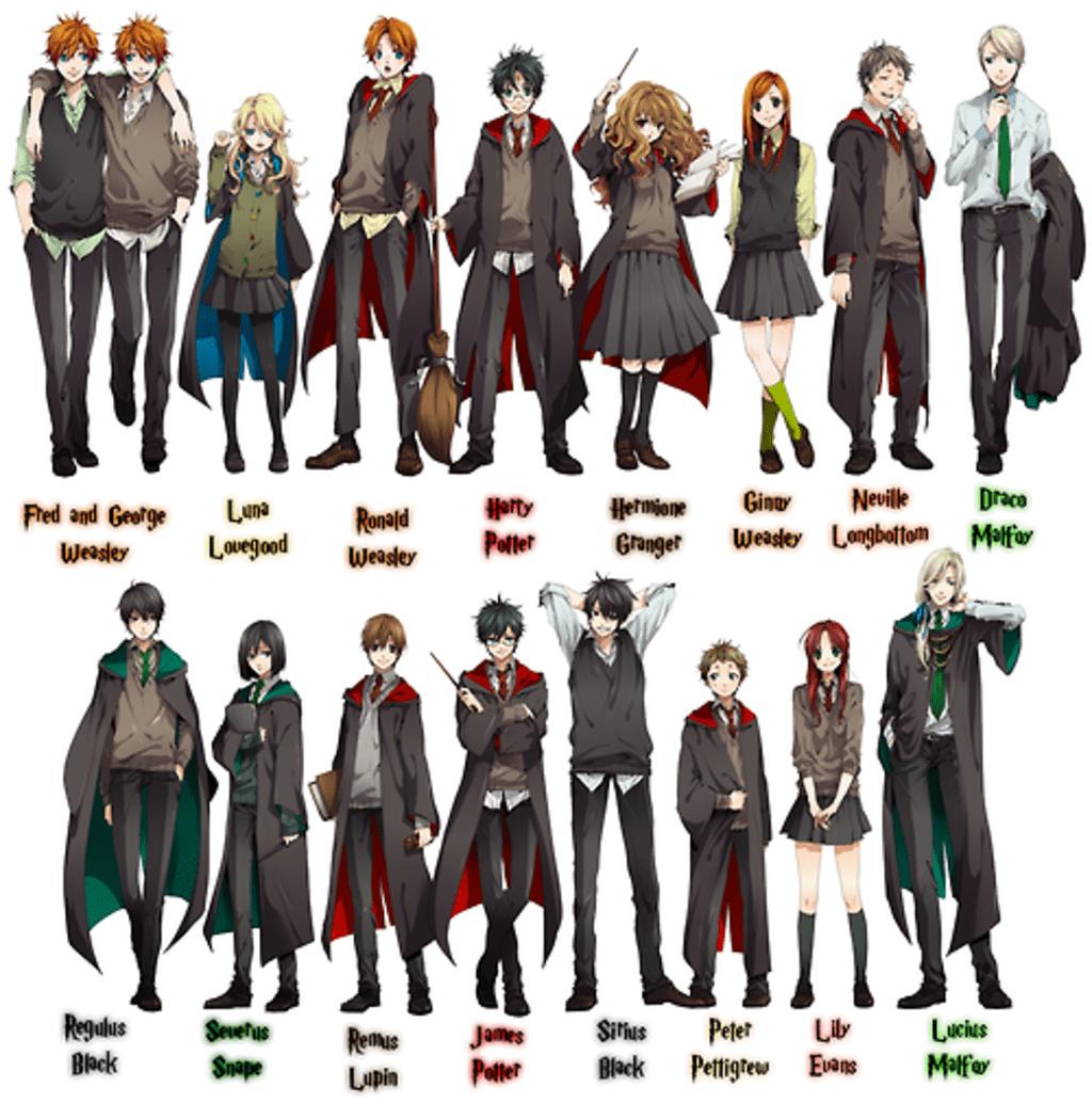 Harry Potter Fanfiction: Headcannon Vs  Fannon
