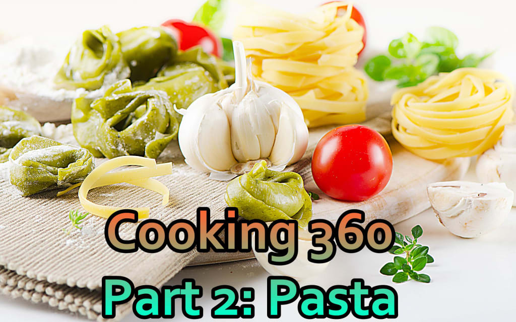 Cooking 360 (Pt. 2)