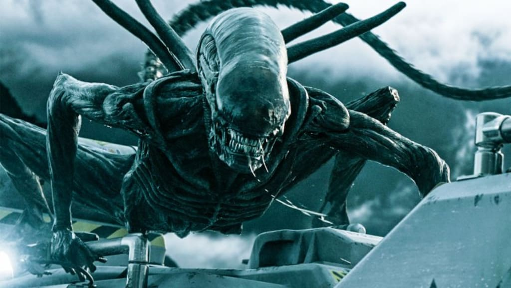 It's Morphin Time: Concept Art Reveals Original Monster Designs for 'Alien: Covenant'