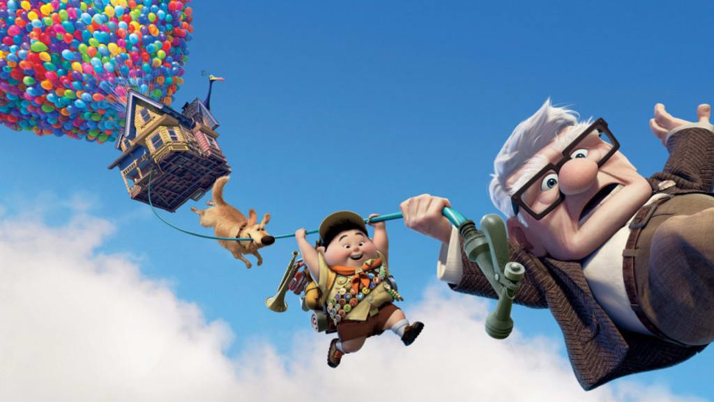 'Up'—A Movie Review